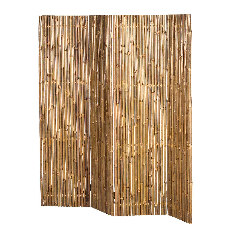 Sichtschutz Bamboo - Bambus massiv, Silva Outdoor