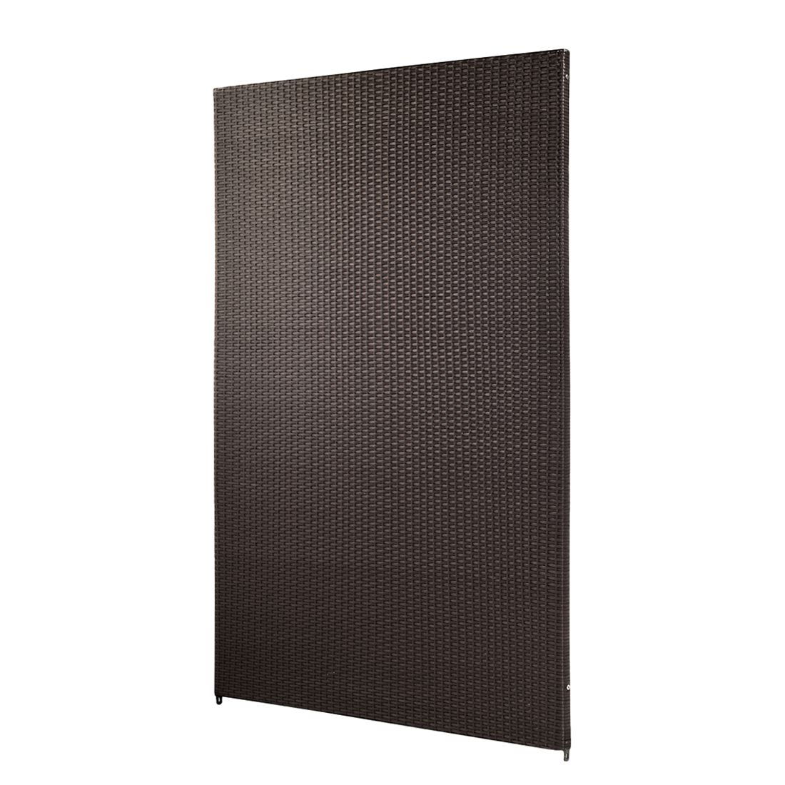 polyrattan sichtschutz f r balkon oder zaun pictures to. Black Bedroom Furniture Sets. Home Design Ideas