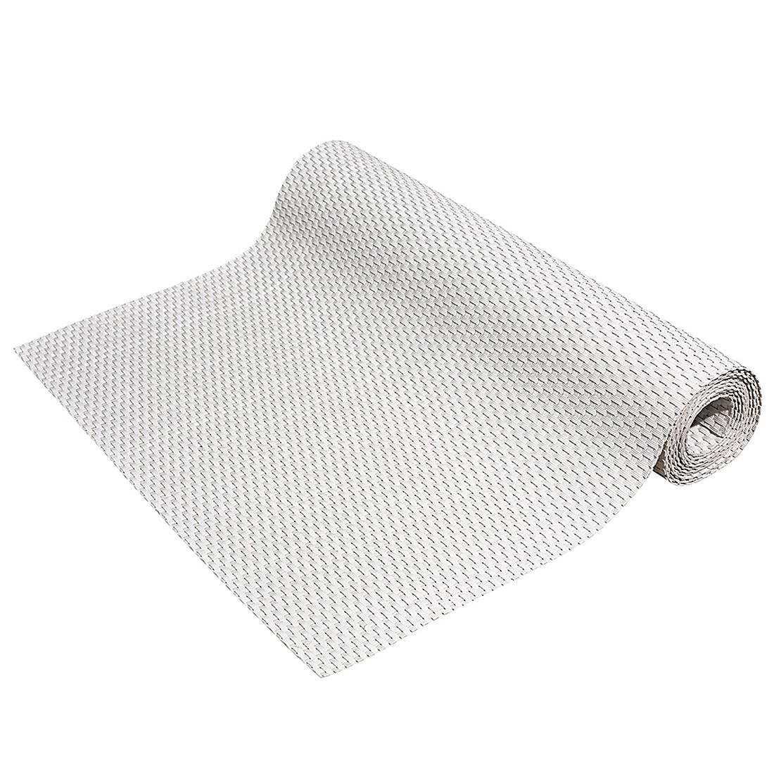 Sichtschutzmatte - 3 x 0,9 m - Polyrattan - Weiß, Gartenfreude