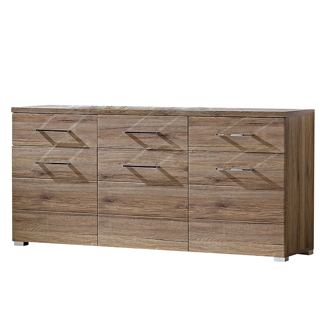 sideboard adorno san remo eiche dekor. Black Bedroom Furniture Sets. Home Design Ideas