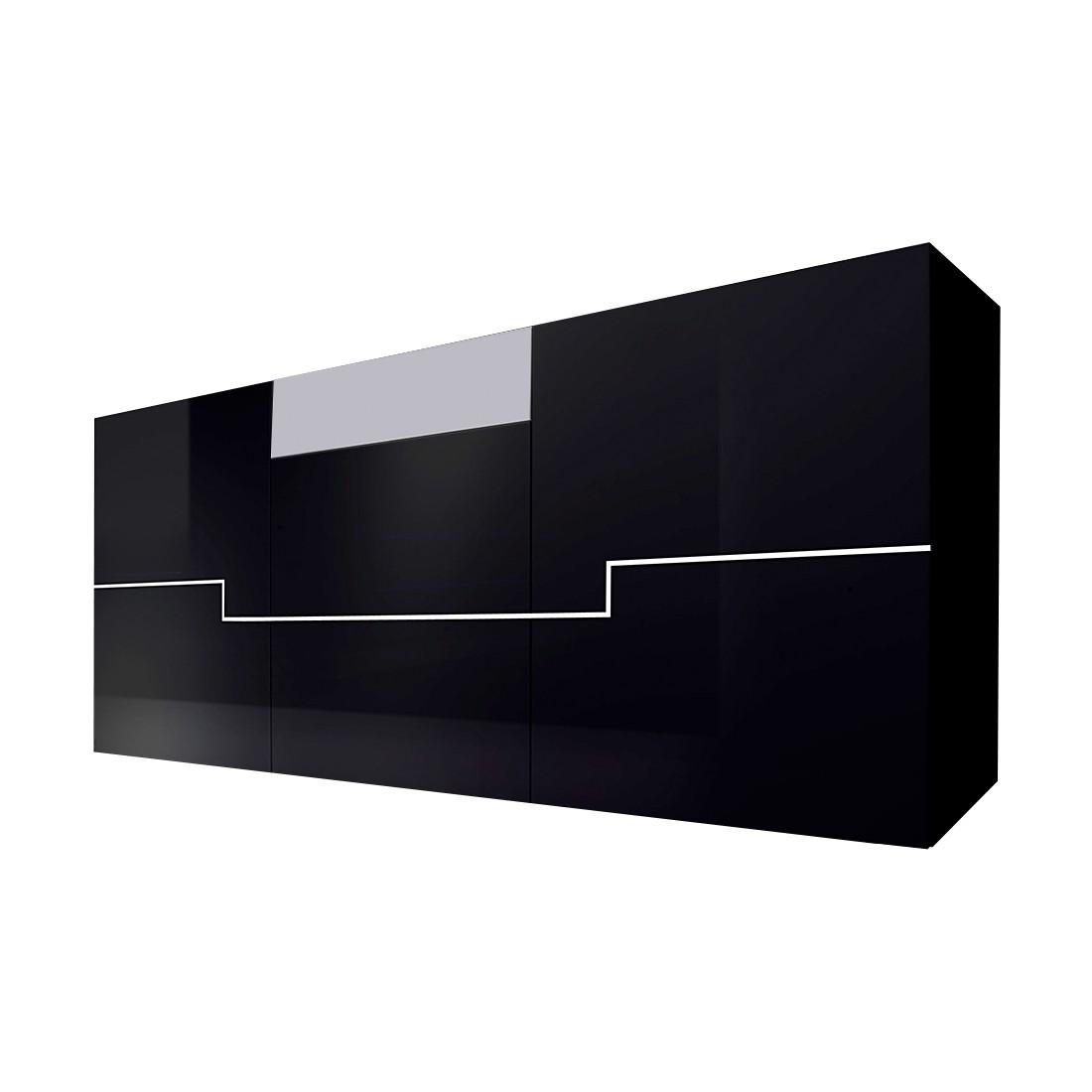 hochglanz sideboard g nstig kaufen. Black Bedroom Furniture Sets. Home Design Ideas