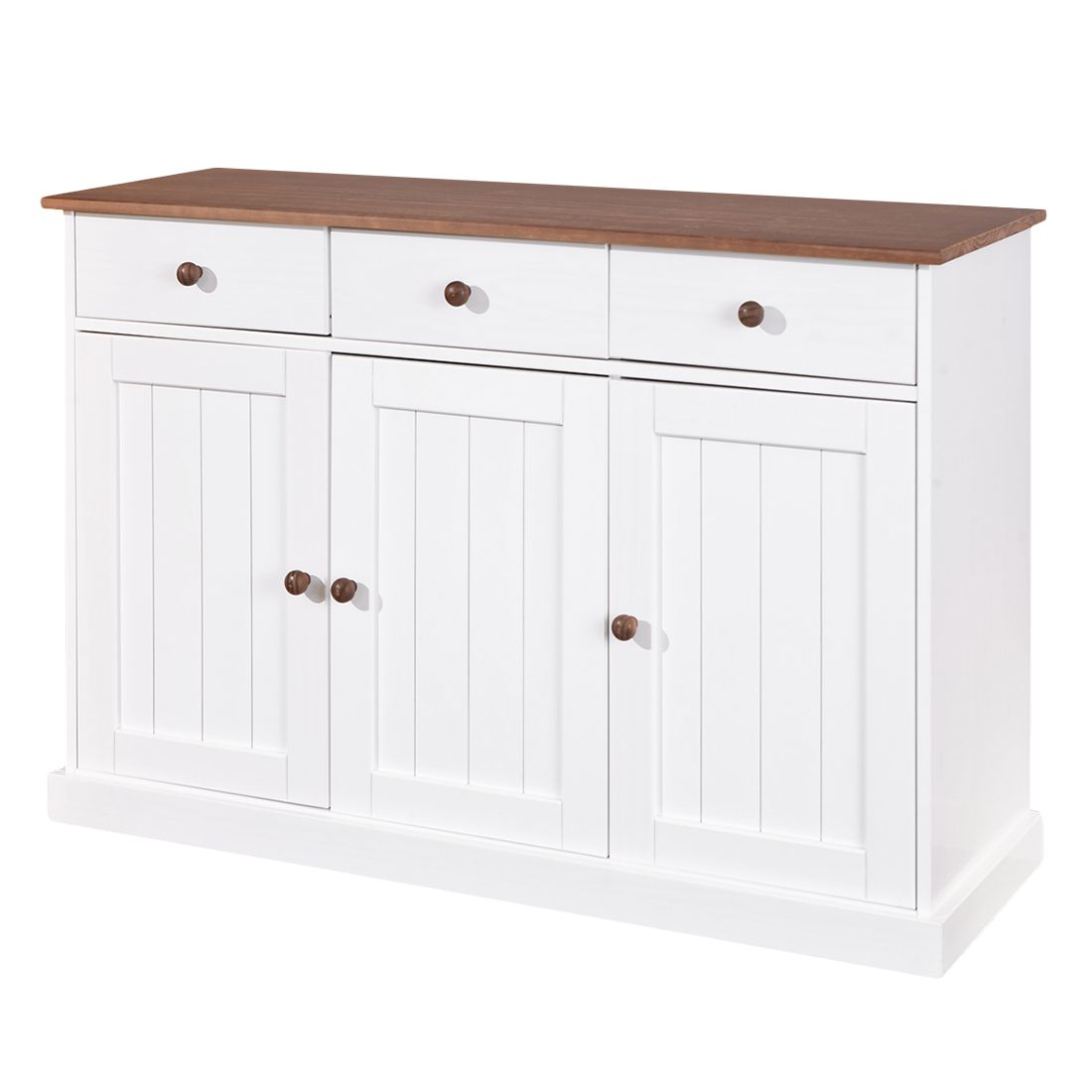 sideboard weiss 130 cm preisvergleiche. Black Bedroom Furniture Sets. Home Design Ideas