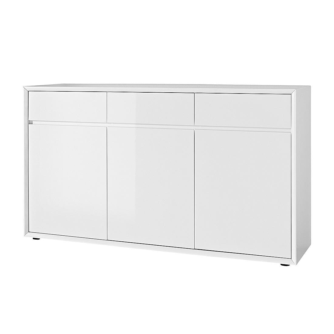 Sideboard Clear-Cut I – Weiß, loftscape online bestellen