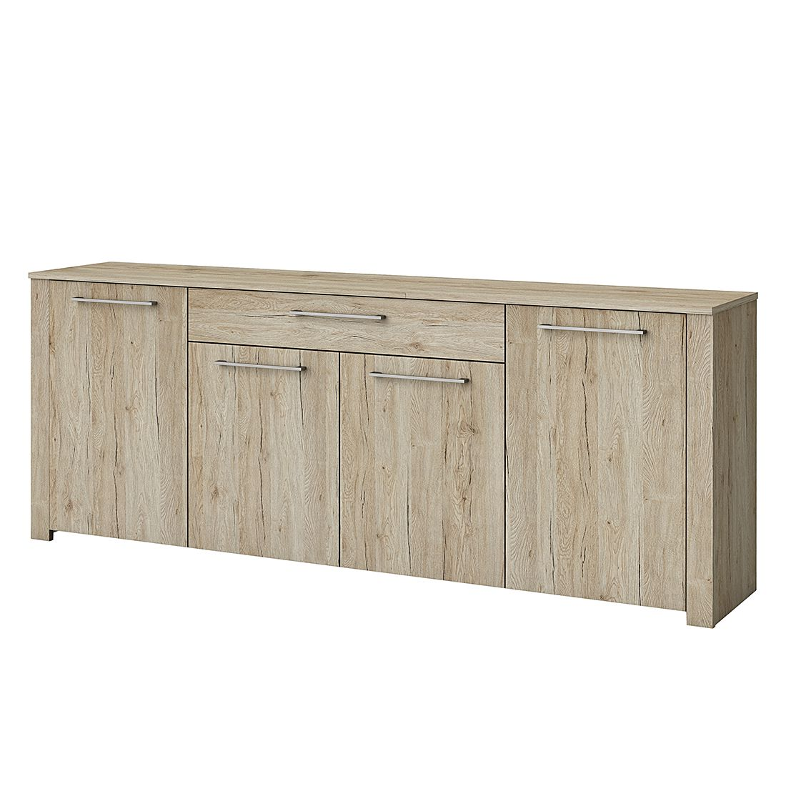 sideboard constanzia eiche sanremo dekor mooved g nstig online kaufen. Black Bedroom Furniture Sets. Home Design Ideas
