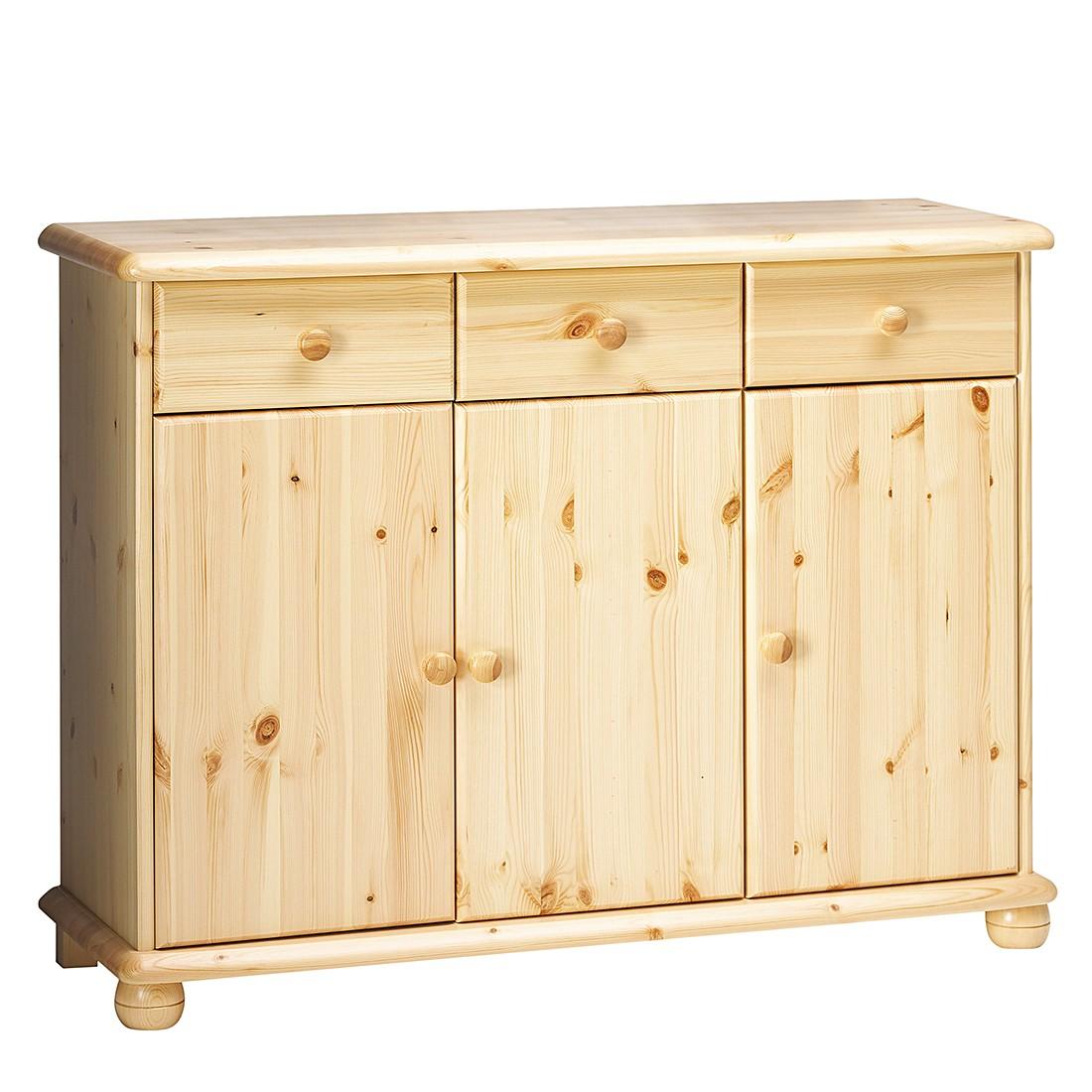 sideboard kiefer natur preisvergleiche erfahrungsberichte und kauf bei nextag. Black Bedroom Furniture Sets. Home Design Ideas