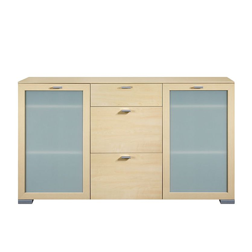 sideboard gallery ahorn dekor sideboard gallery ahorn dekor floatglast ren schrank. Black Bedroom Furniture Sets. Home Design Ideas