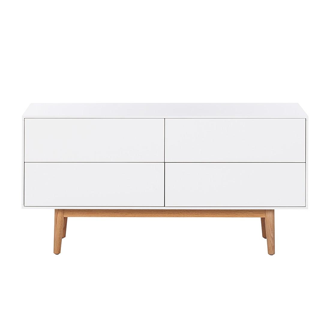 sideboard lindholm v wei eiche kommode schrank lowboard. Black Bedroom Furniture Sets. Home Design Ideas