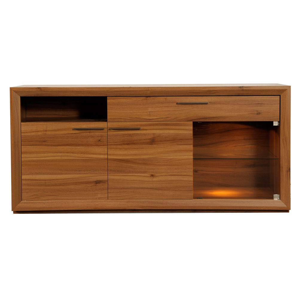 sideboard mamba nussbaum dekor glas sideboard mamba. Black Bedroom Furniture Sets. Home Design Ideas