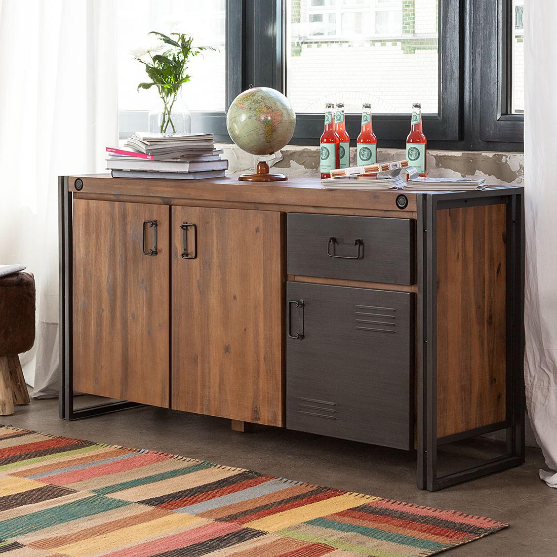 sideboard manchester von furnlab nur 599 99 cherry m bel. Black Bedroom Furniture Sets. Home Design Ideas