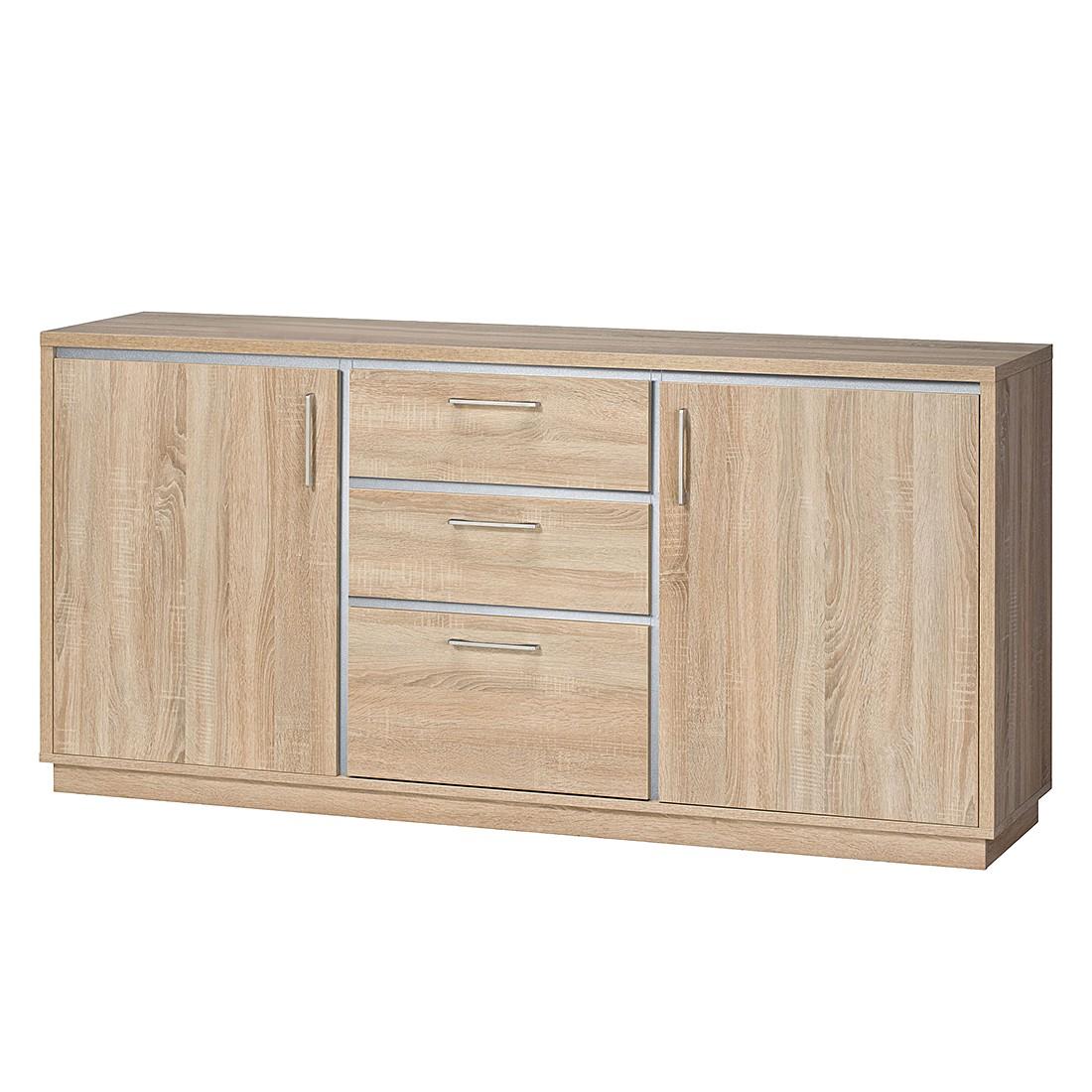 sideboard eiche sonoma dekor g nstig kaufen. Black Bedroom Furniture Sets. Home Design Ideas