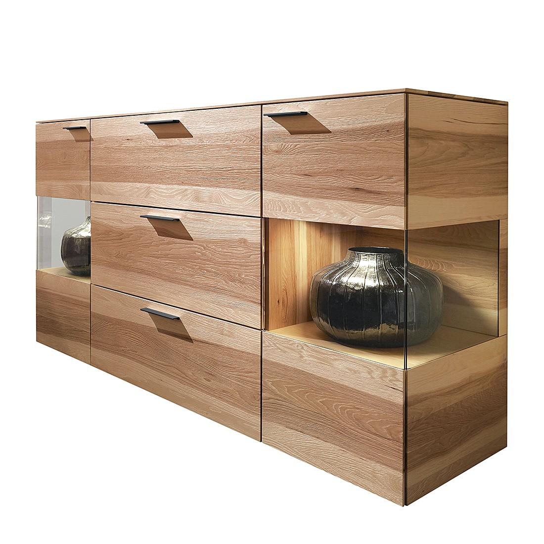 eek a sideboard pecano ii pecan nuss massiv mit. Black Bedroom Furniture Sets. Home Design Ideas