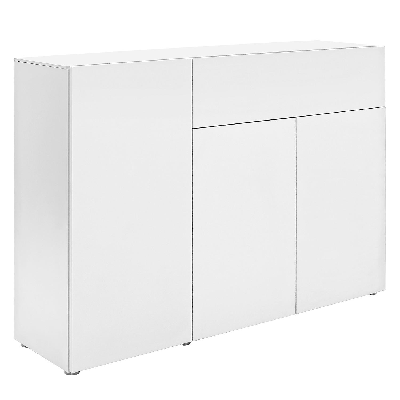 sideboard weiss matt preisvergleiche erfahrungsberichte und kauf bei nextag. Black Bedroom Furniture Sets. Home Design Ideas