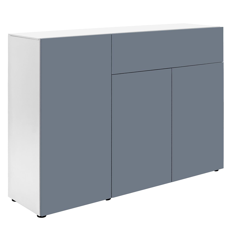 sideboard wei matt g nstig kaufen. Black Bedroom Furniture Sets. Home Design Ideas