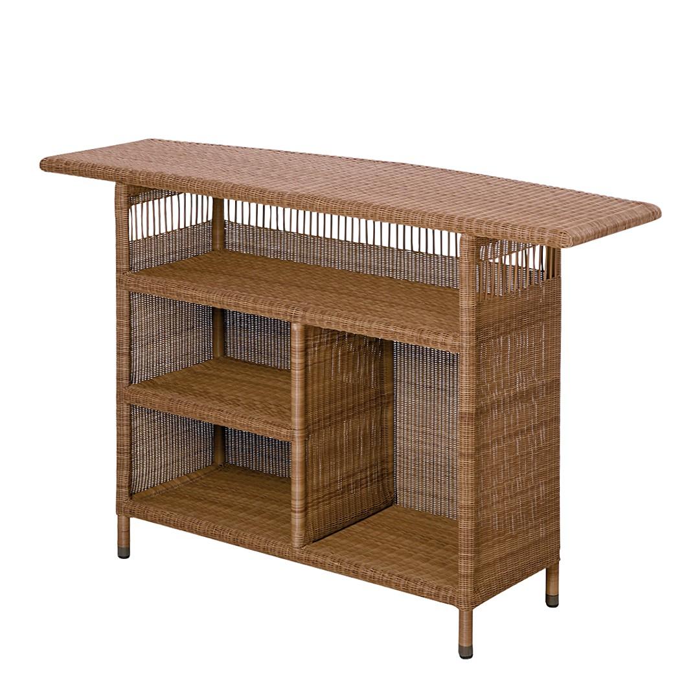 sideboard san remo stahl kunstfasergeflecht natur. Black Bedroom Furniture Sets. Home Design Ideas