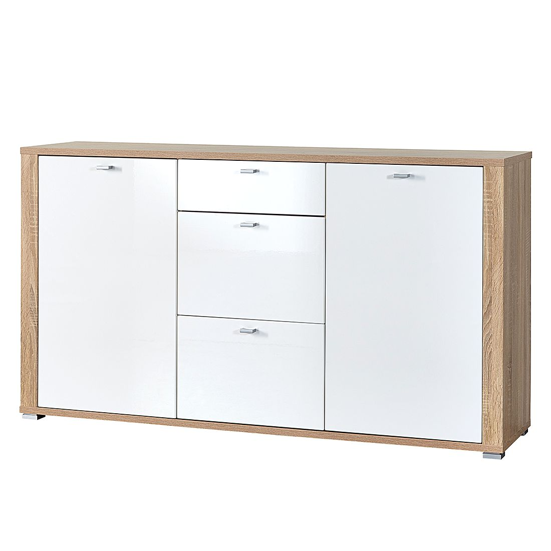 d co sideboard ikea weiss hochglanz 26 rouen sideboard rouen. Black Bedroom Furniture Sets. Home Design Ideas