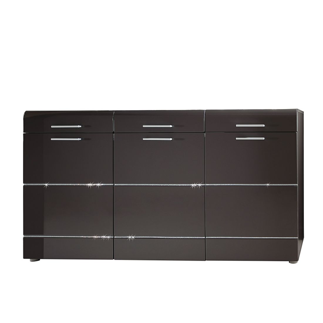 sideboard star anthrazit hochglanz sideboard jolly anthrazit hochglanz ausgefallene. Black Bedroom Furniture Sets. Home Design Ideas