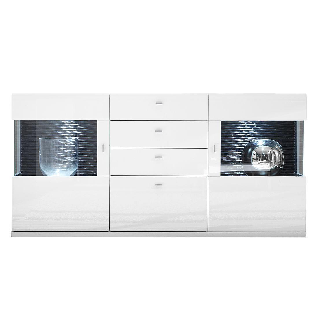 kommoden sideboards online kaufen. Black Bedroom Furniture Sets. Home Design Ideas