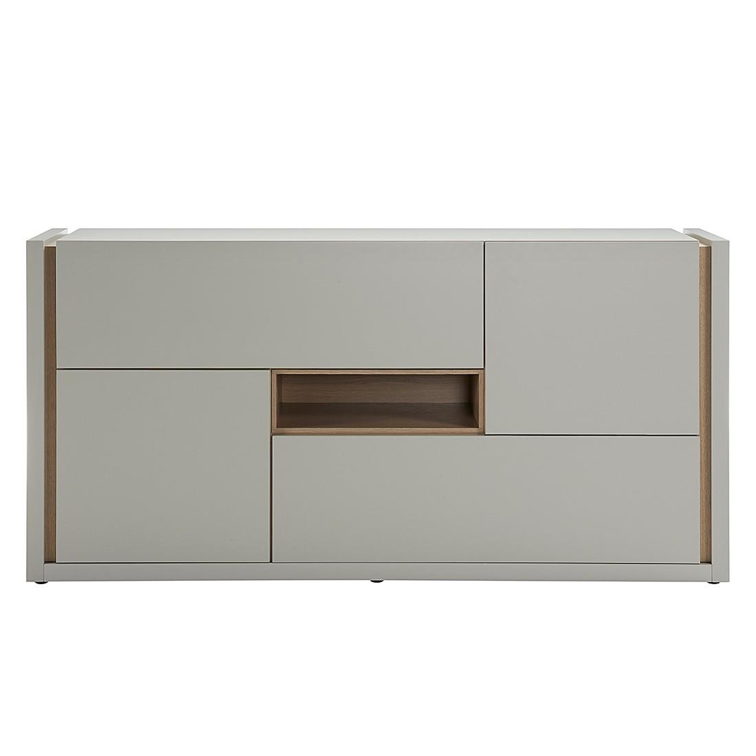 sideboard thule ii matt grau loftscape m ju 000123. Black Bedroom Furniture Sets. Home Design Ideas