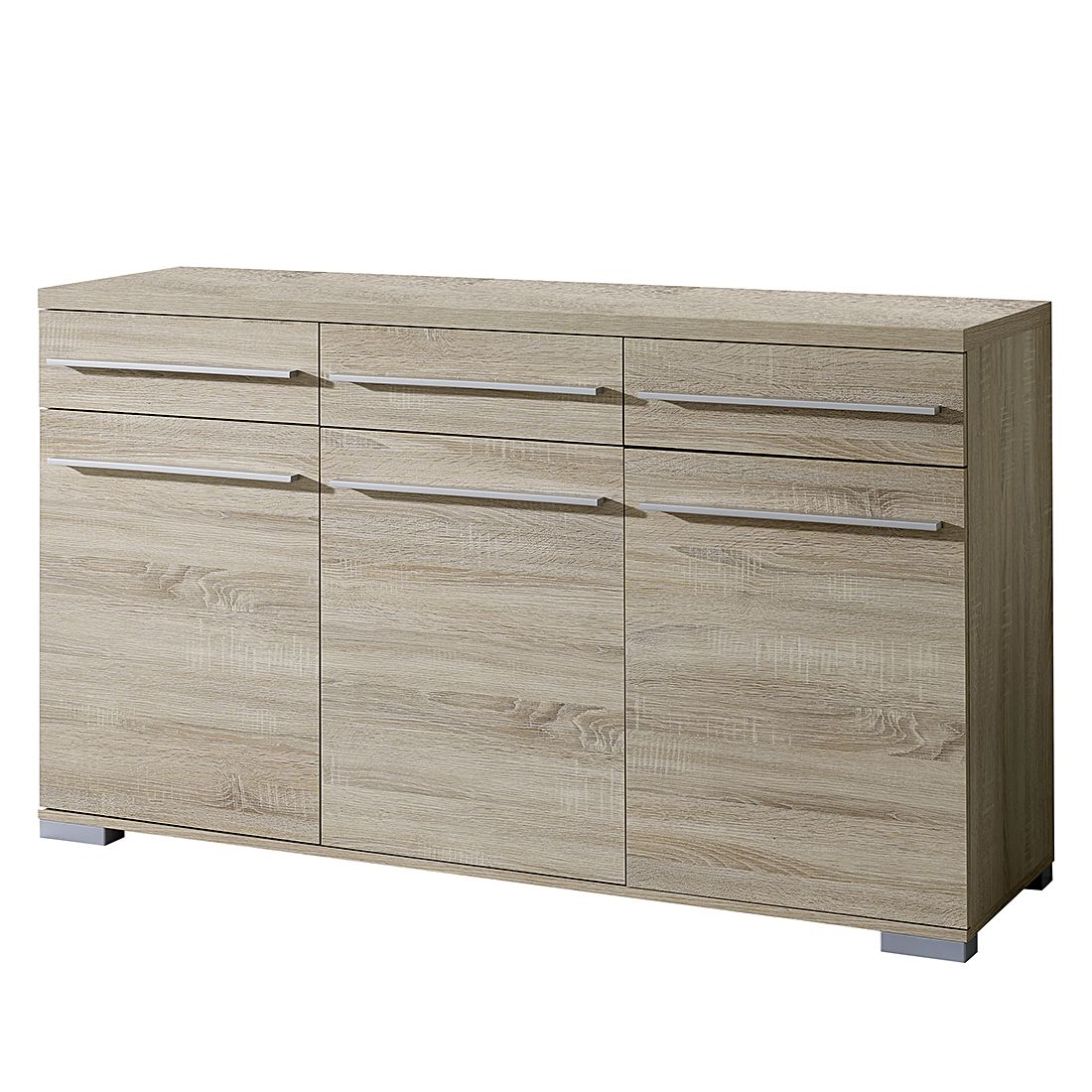 sideboard tournai eiche s gerau dekor. Black Bedroom Furniture Sets. Home Design Ideas