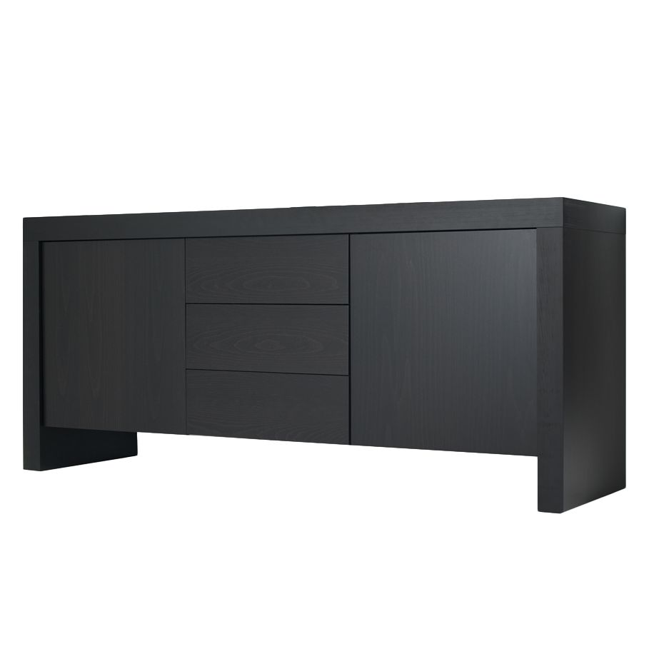 sideboard kobe echtholzfunier wenge. Black Bedroom Furniture Sets. Home Design Ideas