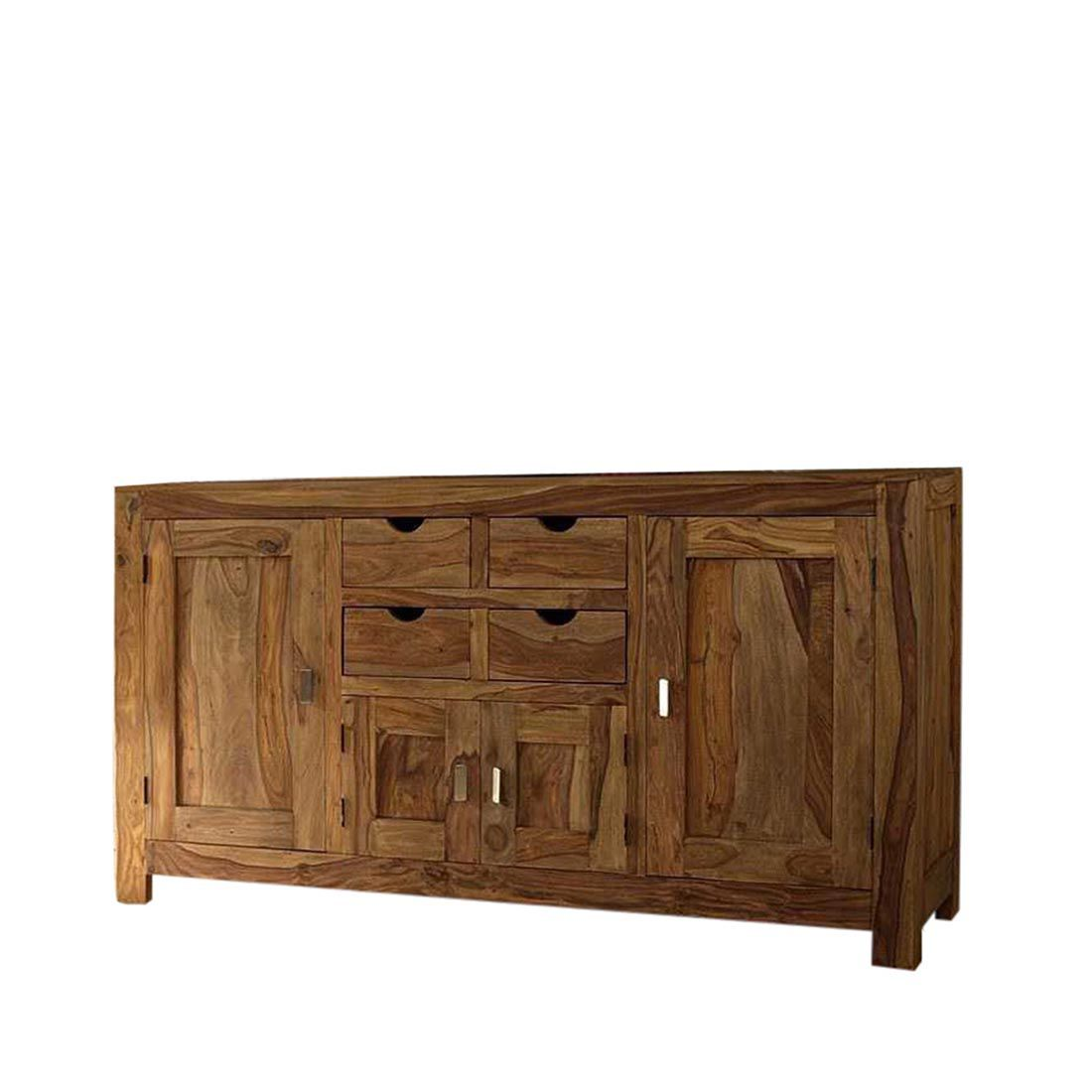 sideboard yoga i sheesham massiv natur. Black Bedroom Furniture Sets. Home Design Ideas