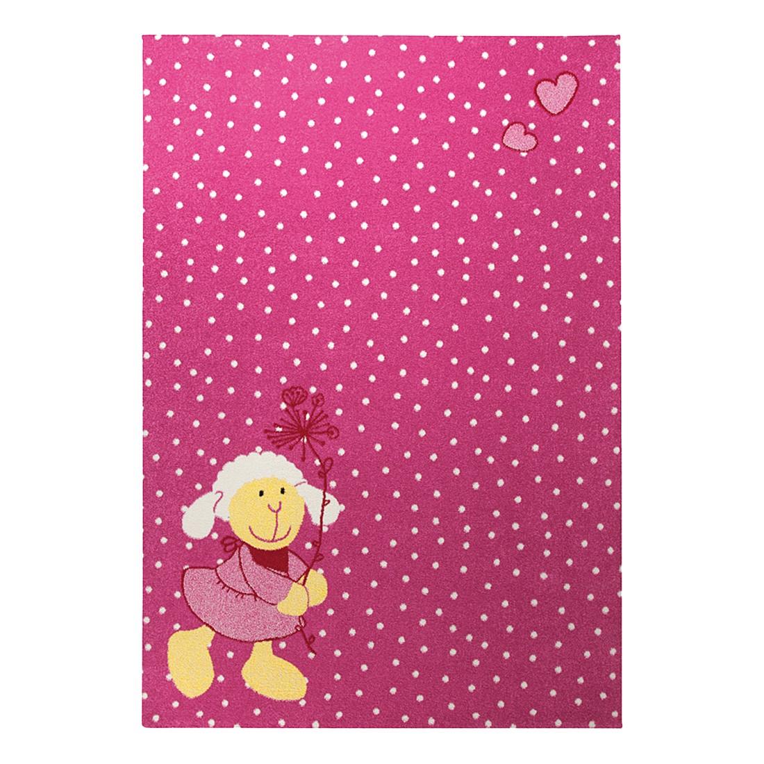 Kinderteppich Schnuggi – Pink – 133 x 200 cm, Sigikid online kaufen