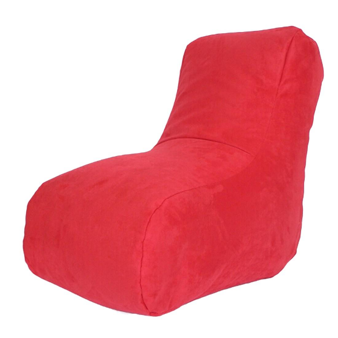 Sitzbanane Alka Rot – 80 x 60 cm, KC-Handel günstig kaufen