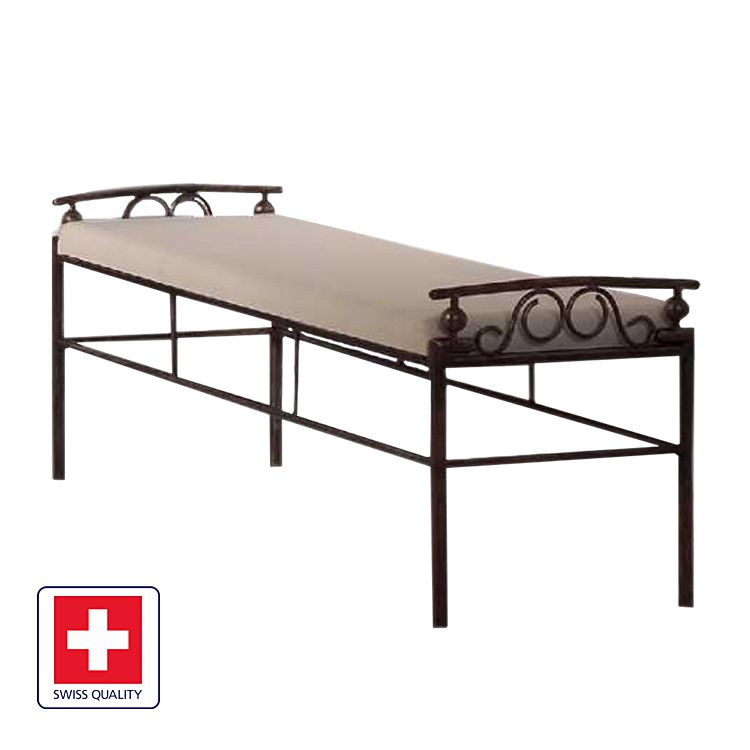 sitzbank metall g nstig kaufen. Black Bedroom Furniture Sets. Home Design Ideas