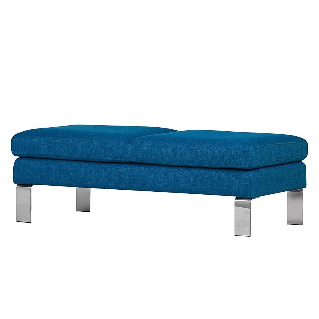 Sitzbank Siny – Strukturstoff Blau, loftscape günstig