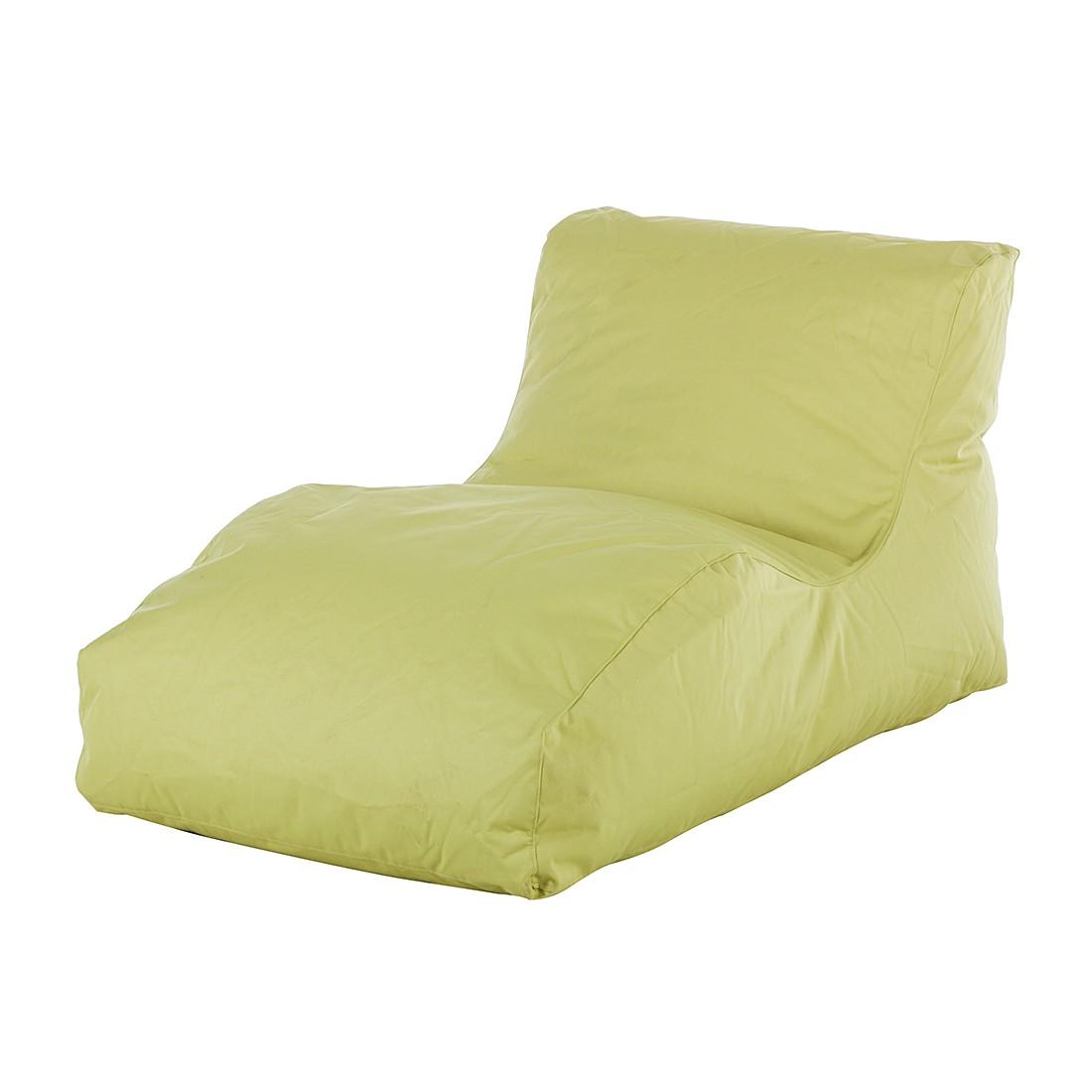 Sitzliege Wave Plus – Stoff Lime, OUTBAG jetzt kaufen