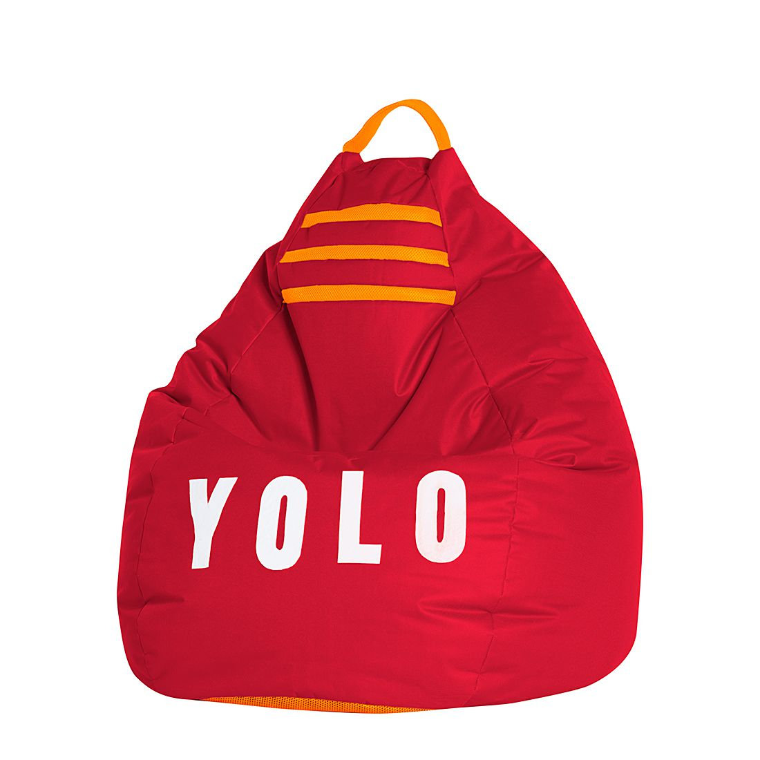 Sitzsack BeanBag Yolo XL – Orange, Fredriks online kaufen