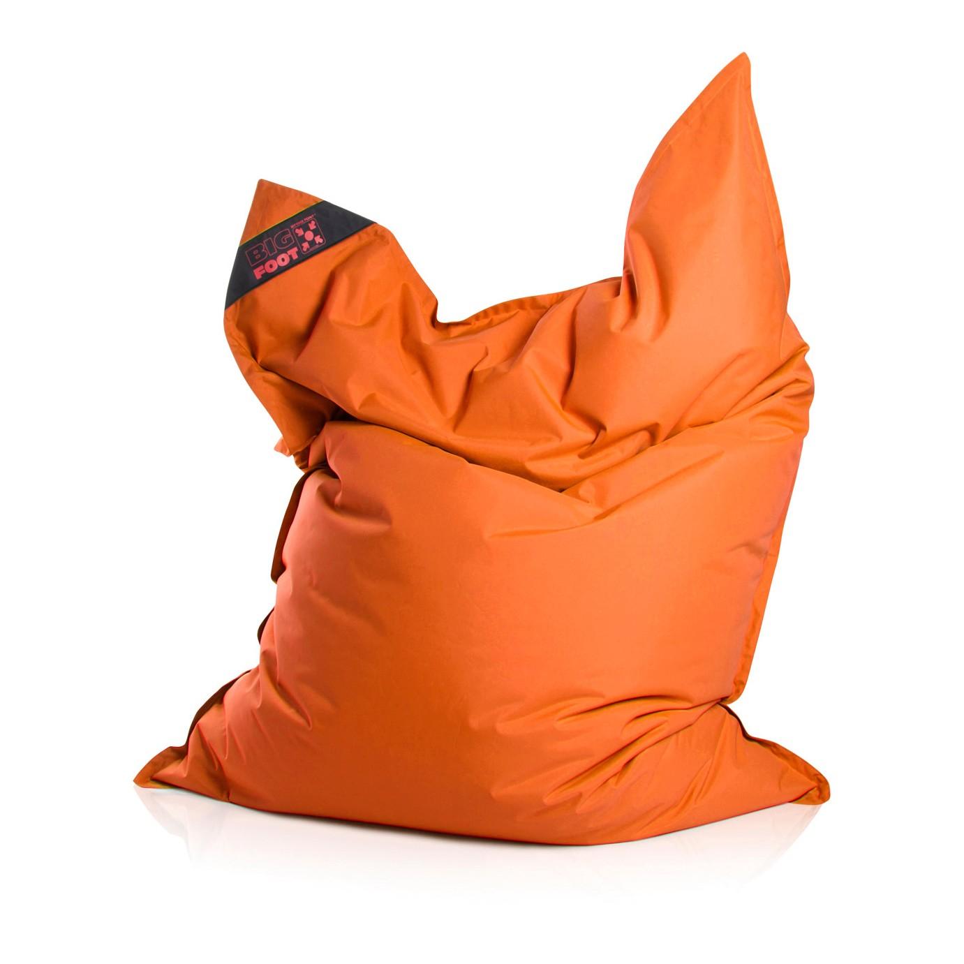 Sitzsack Big Foot – Orange, Fredriks jetzt kaufen