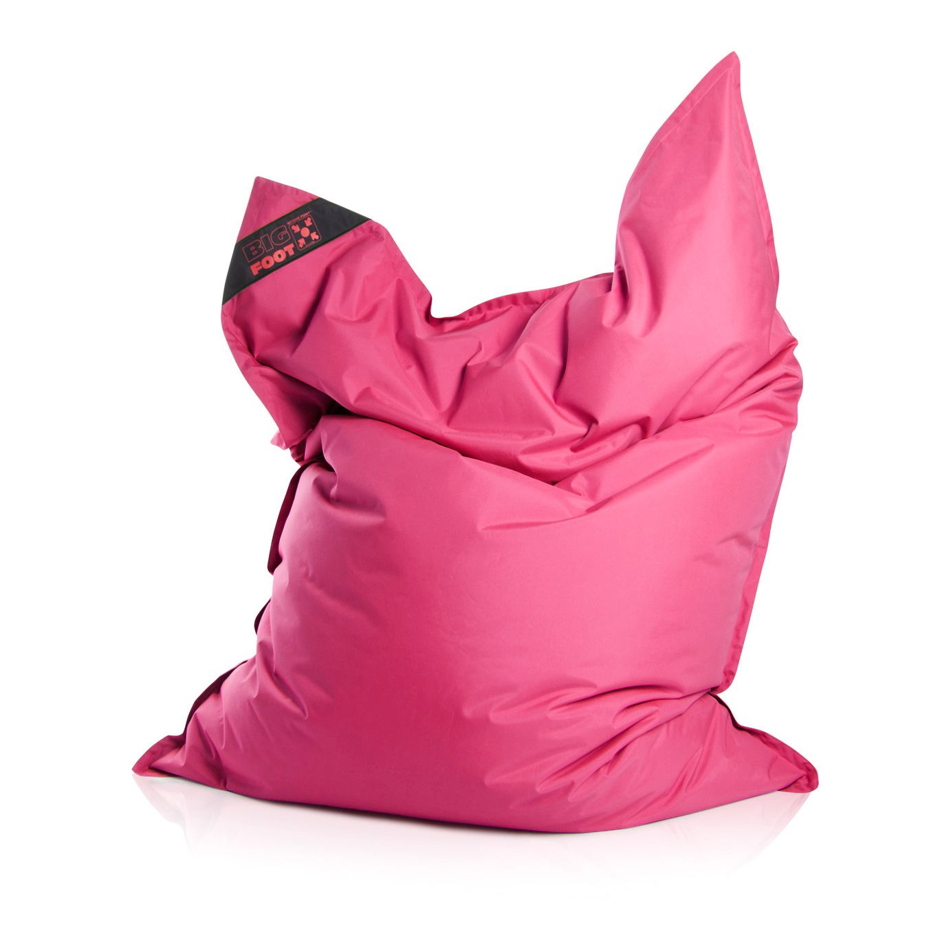 Sitzsack Big Foot – Pink, Fredriks jetzt kaufen