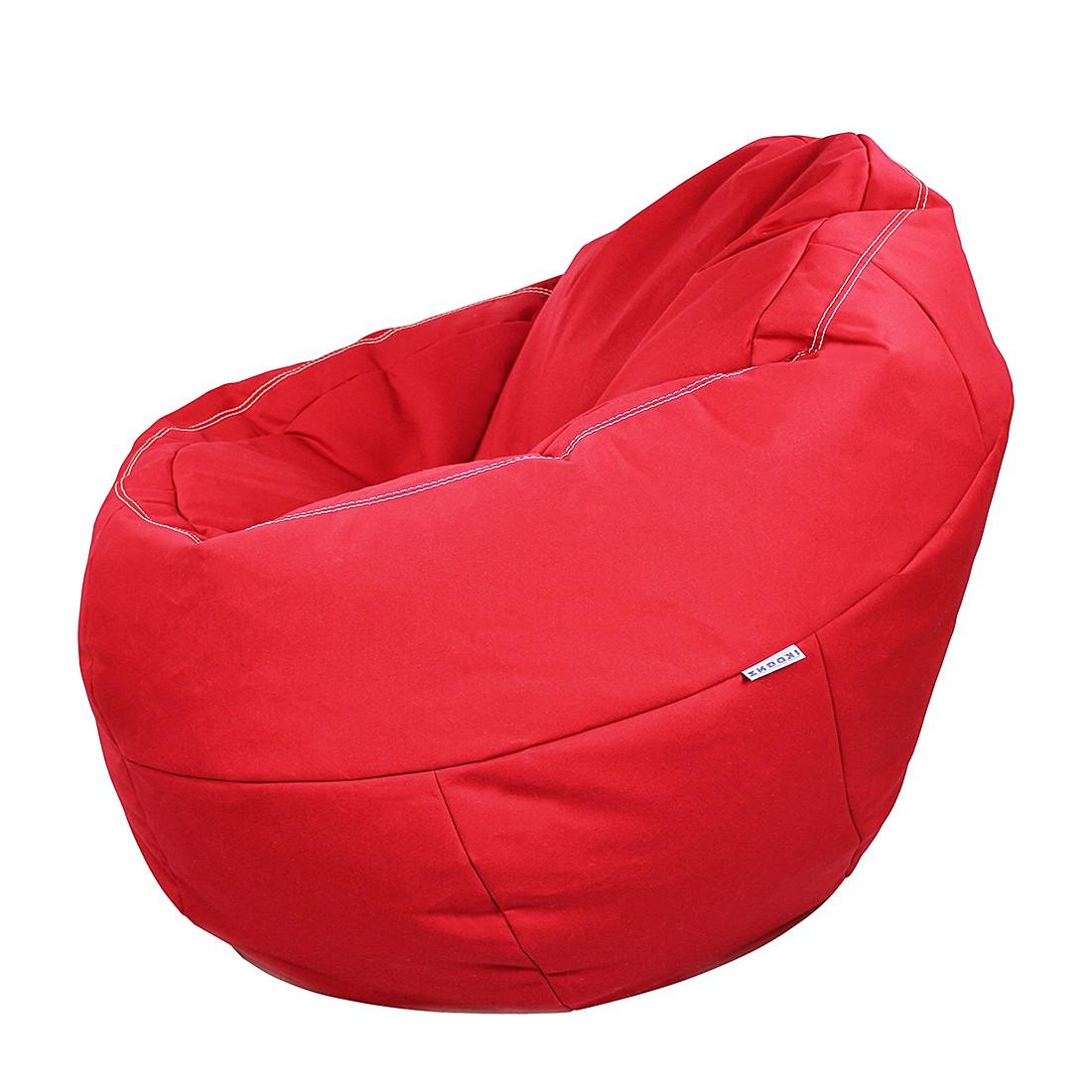 Sitzsack E.G. – Rot, Ikoonz online bestellen