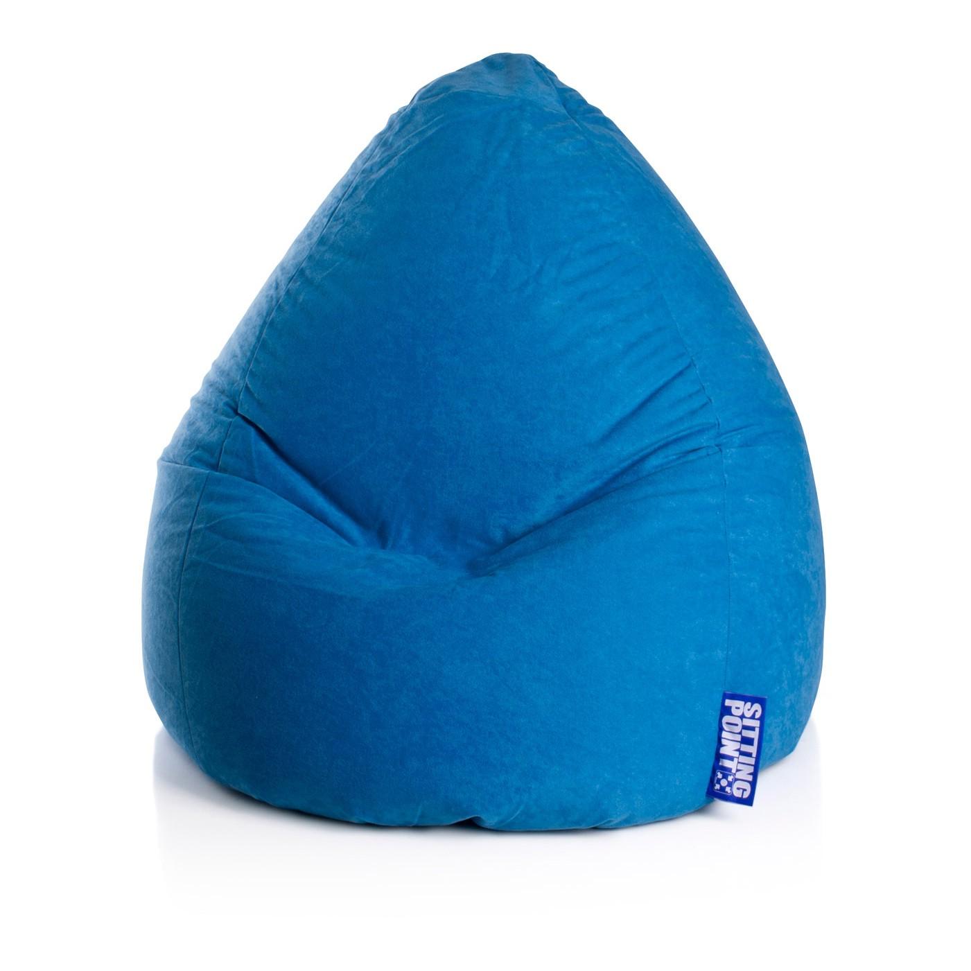 Sitzsack Easy – XXL – Blau, Fredriks günstig