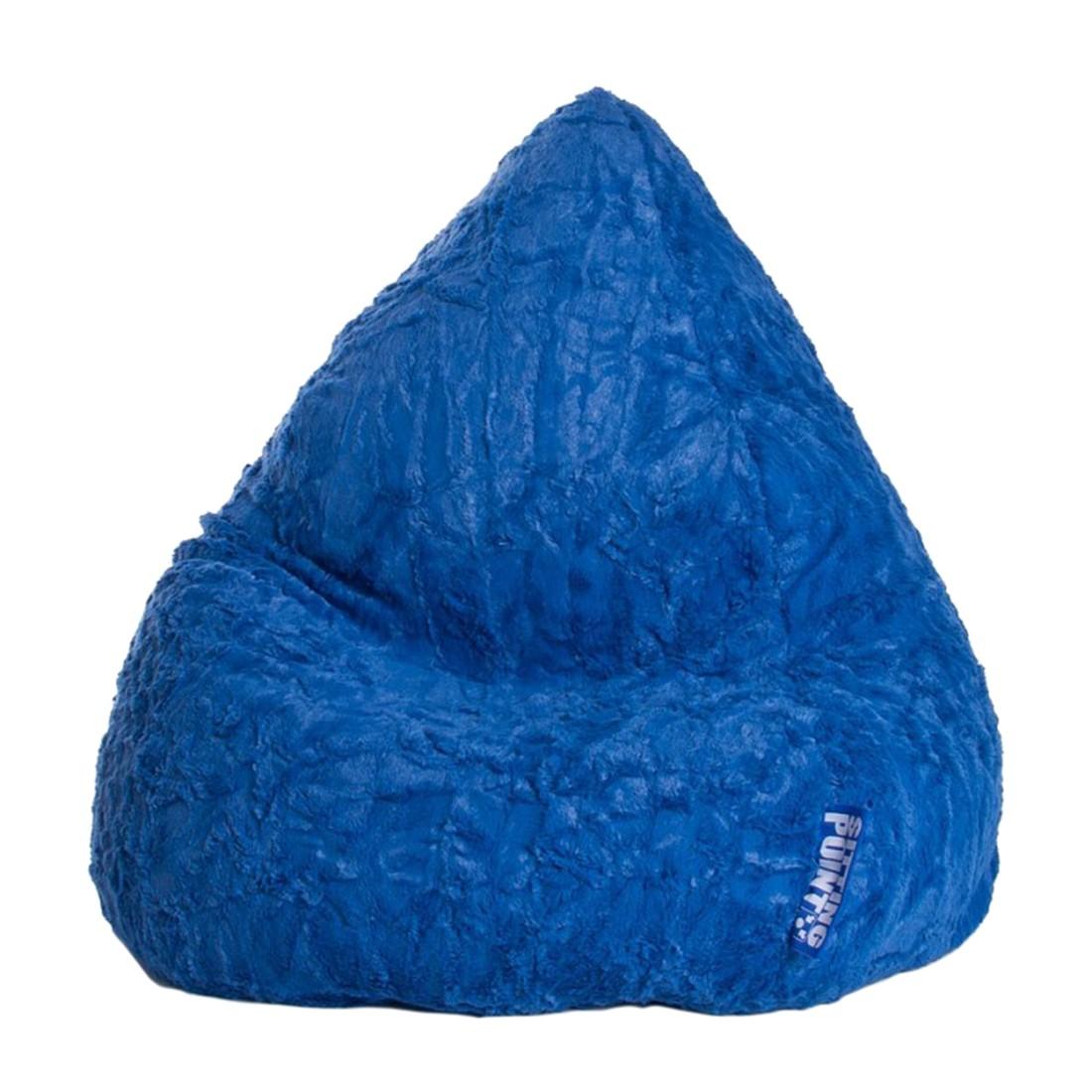 Sitzsack Fluffy XL – Blau, Fredriks bestellen