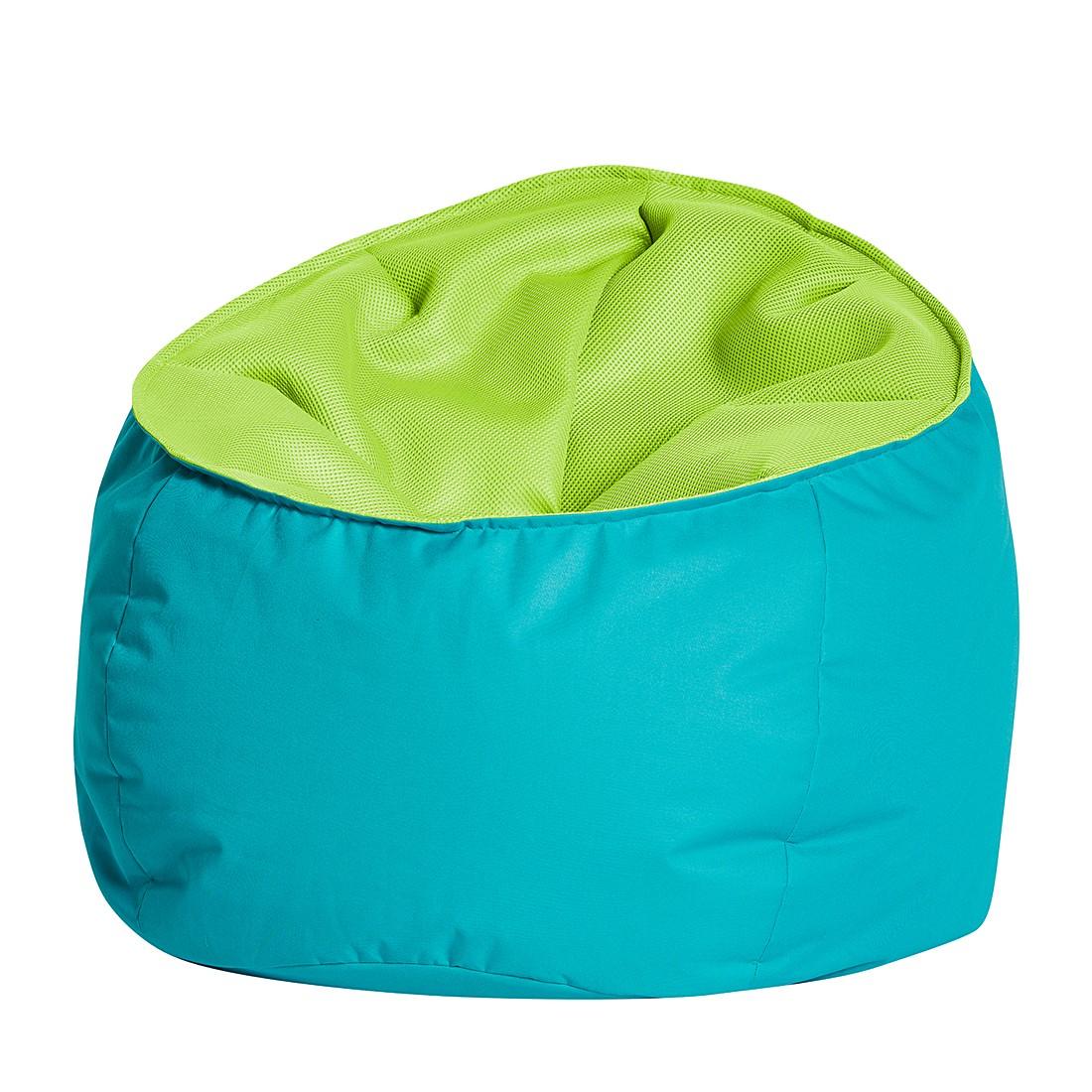Sitzsack Globe Mesh – Grün, Fredriks online kaufen