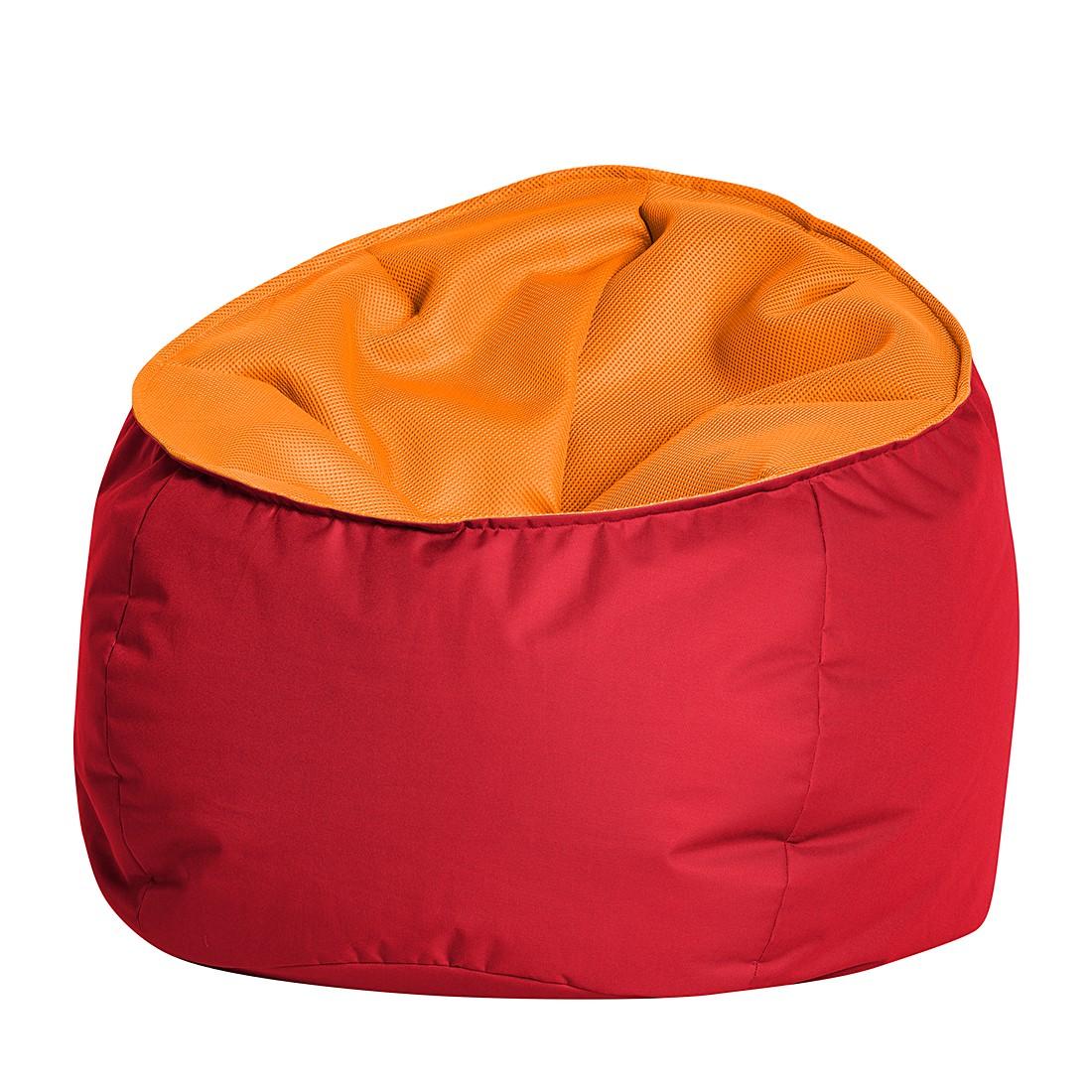 Sitzsack Globe Mesh – Orange, Fredriks günstig