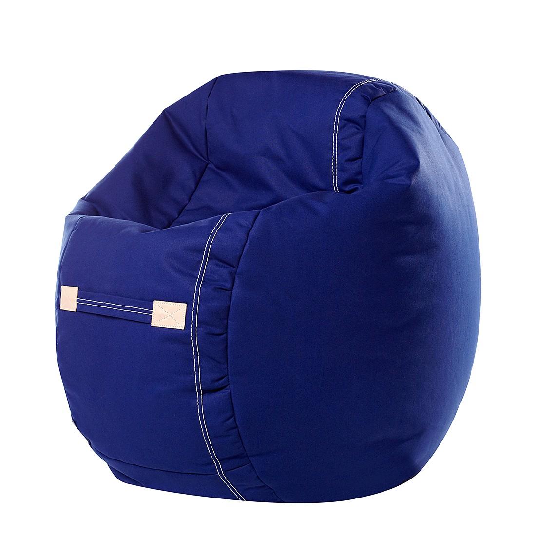 Sitzsack Place – Blau, Ikoonz günstig