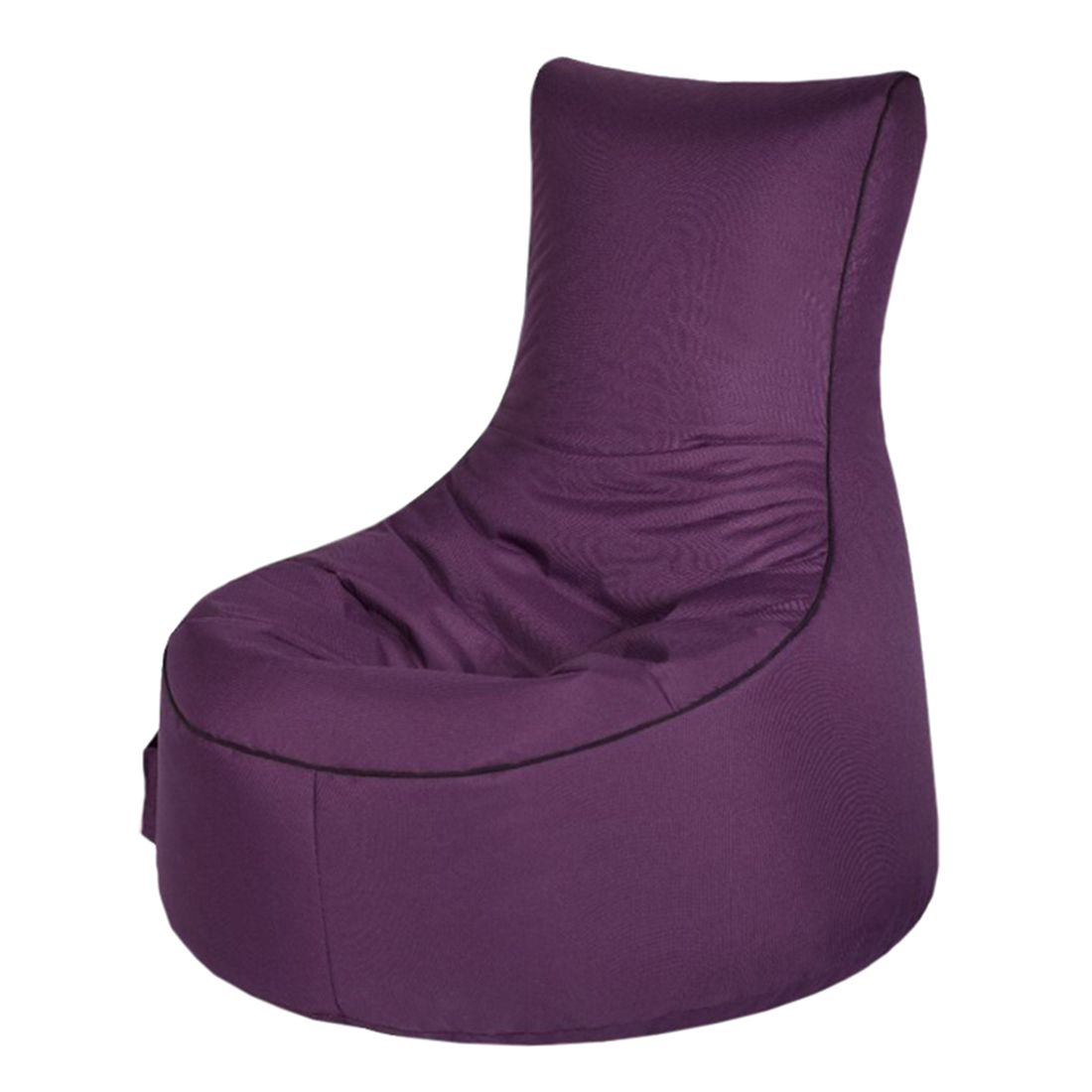 sitzsack scuba swing young aubergine fredriks online kaufen. Black Bedroom Furniture Sets. Home Design Ideas