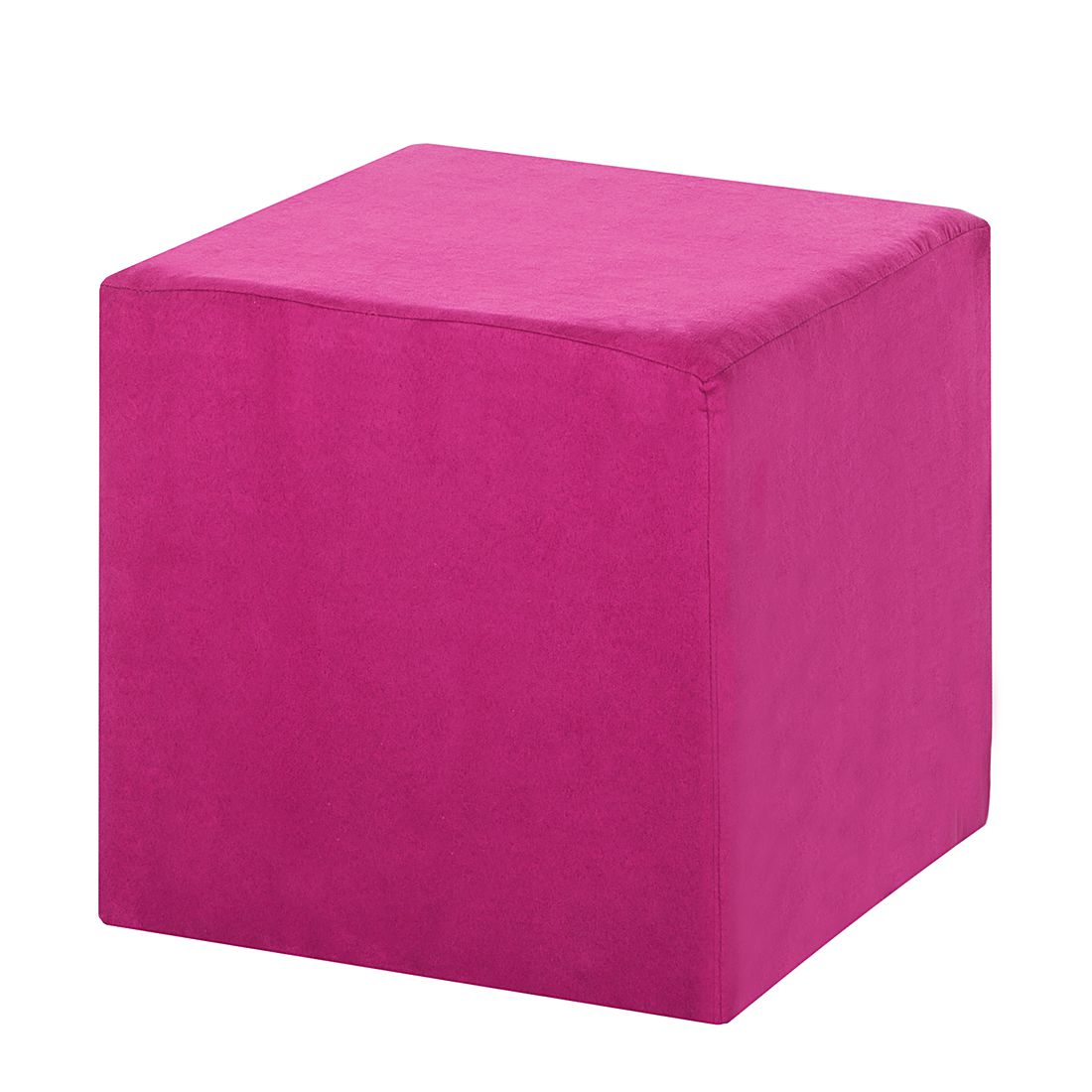 Sitzwürfel Fredrik – Stoff Pink, Fredriks günstig kaufen