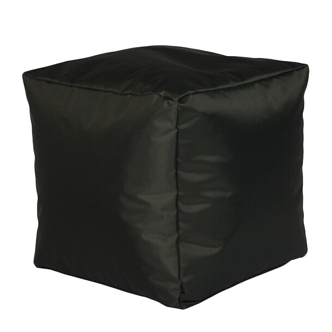 Sitzwürfel Nylon Anthrazit klein – 40 x 40 cm, KC-Handel günstig kaufen