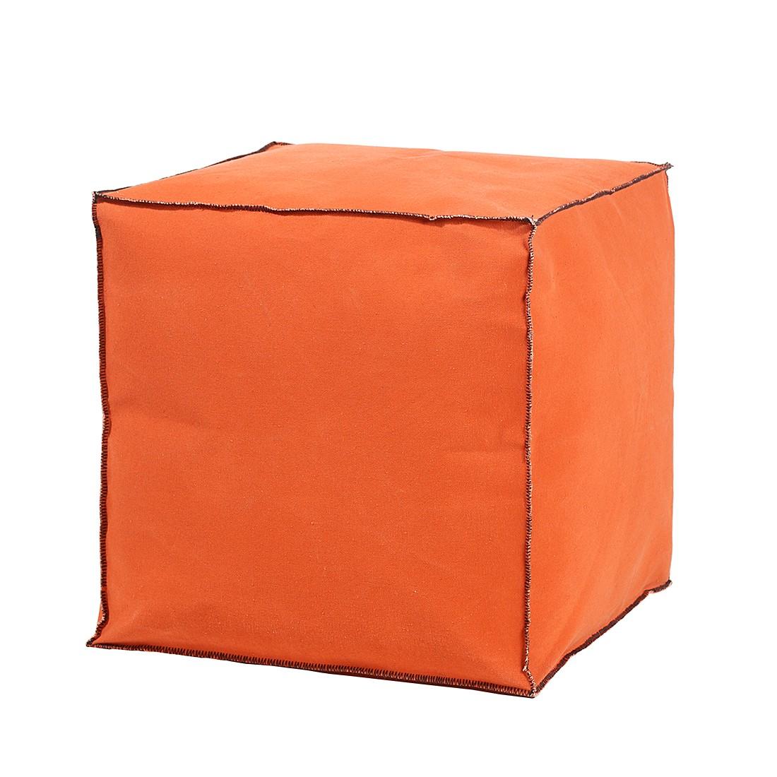 Sitzwürfel Otto – Orange, Serax günstig bestellen