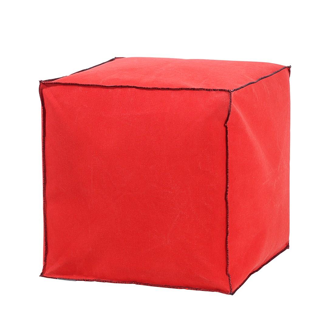Sitzwürfel Otto – Rot, Serax jetzt kaufen