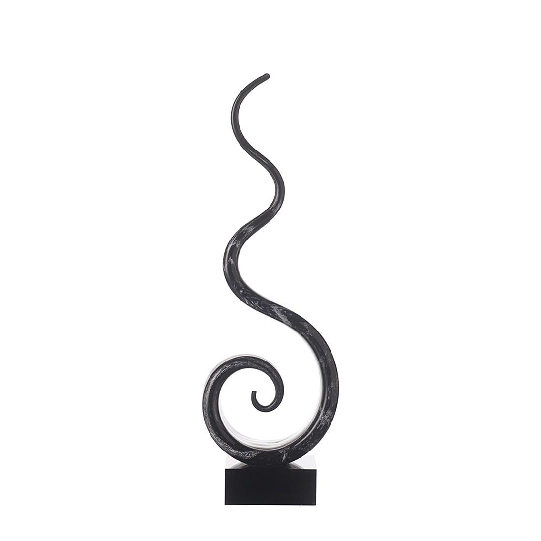 Skulptur Twist – 48 cm – Beige/Grau, Leonardo online kaufen