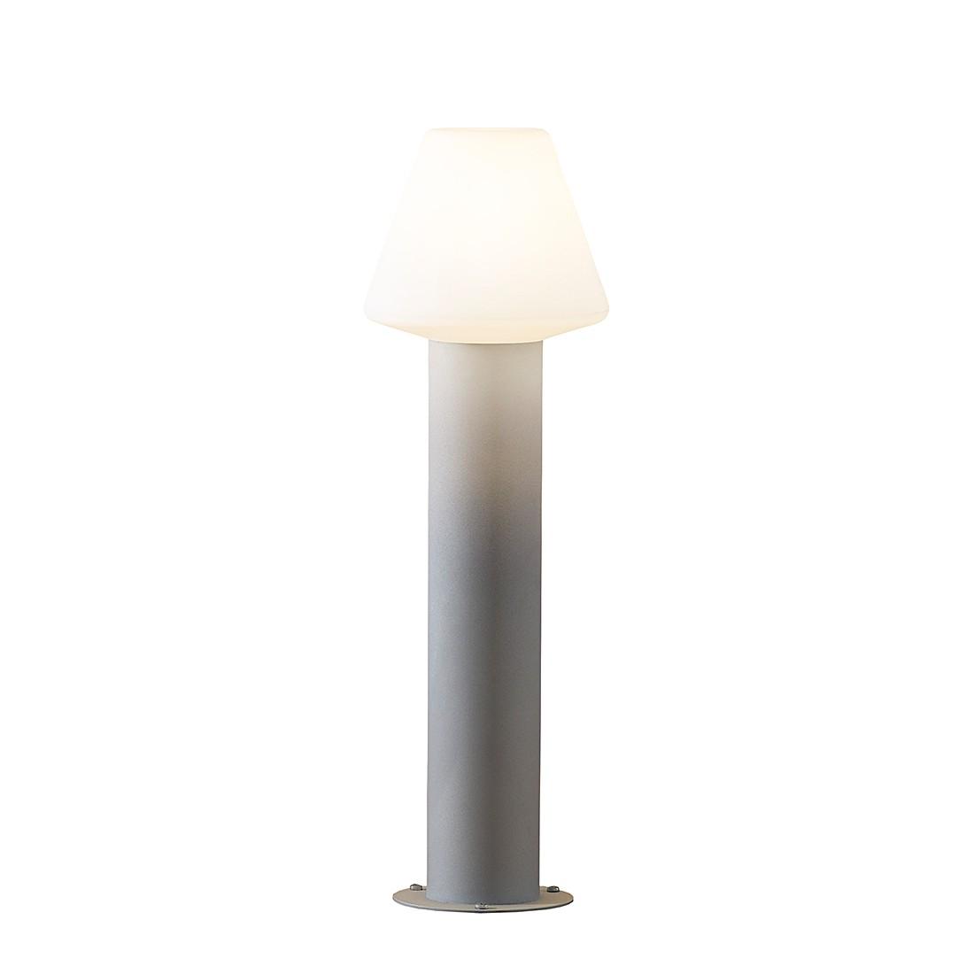 Sockelleuchte Barletta – Aluminium/Glas – 1-flammig, Konstsmide jetzt kaufen