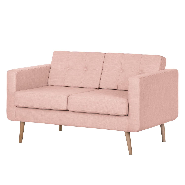 Sofa Aira I (2-Sitzer) – Webstoff – Mauve, kollected by Johanna jetzt kaufen