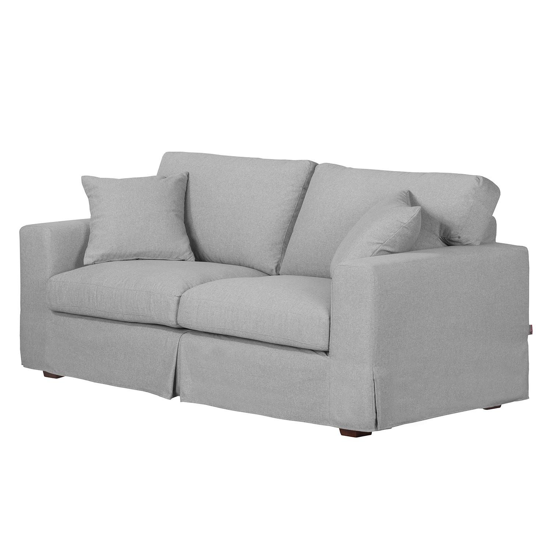 Sofa Alvito II (2,5-Sitzer) – Webstoff – Grau, Jack and Alice jetzt kaufen
