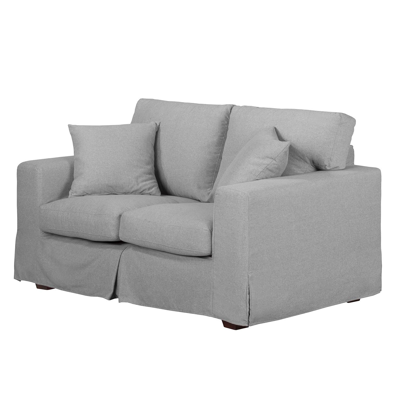 Sofa Alvito II (2-Sitzer) – Webstoff – Grau, Jack and Alice jetzt kaufen