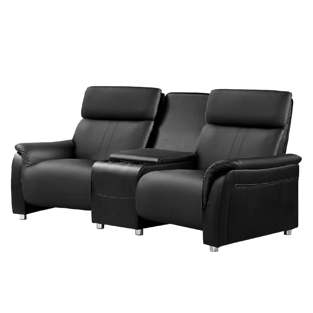 leder sofa sitzer mit relaxfunktion g nstig kaufen. Black Bedroom Furniture Sets. Home Design Ideas